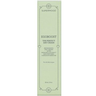 Supermood, Egoboost, The Perfect Day Cream, 1 fl oz (30 ml)