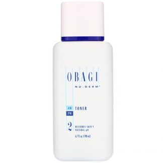 Obagi, Nu-Derm, Toner, 6.7 fl oz (198 ml)