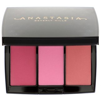 Anastasia Beverly Hills, Blush Trio, Pink Passion, 0.33 oz (9.3 g)