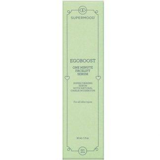 Supermood, Egoboost, One Minute Facelift Serum, 1 fl oz (30 ml)