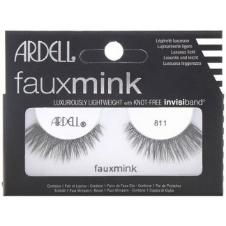 Ardell, Faux Mink, Luxuriously Lightweight Lash, 1 Pair