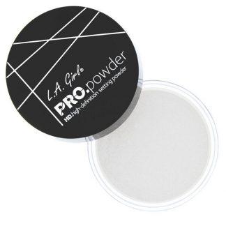 L.A. Girl, Pro HD Setting Powder, Translucent, 0.17 oz (5 g)