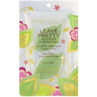 Pacifica, Leave Pretty, Anti-Puff Eye Patches, 1 Pair, 0.23 fl oz (7 ml)