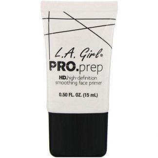 L.A. Girl, Pro Prep HD Face Primer, Clear, 0.5 fl oz (15 ml)