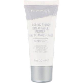 Rimmel London, Lasting Finish Breathable Primer, 1 fl oz (30 ml)