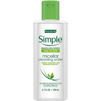 Simple Skincare, Micellar Cleansing Water, 6.7 fl oz (198 ml)