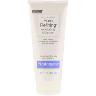 Neutrogena, Pore Refining, Exfoliating Cleanser, 6.7 fl oz (198 ml)