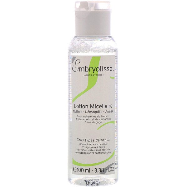 Embryolisse, Micellar Lotion, 3.38 fl oz (100 ml)