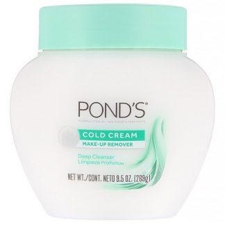 Pond's, Cold Cream, Make-Up Remover, 9.5 oz (269 g)