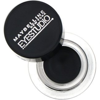 Maybelline, Eye Studio, Lasting Drama, Gel Eyeliner, 950 Blackest Black, 0.106 oz (3 g)