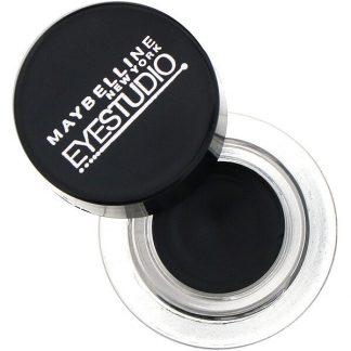 Maybelline, Eye Studio, Lasting Drama, Gel Eyeliner, 950 Blackest Black, 0.106 oz (3 g)