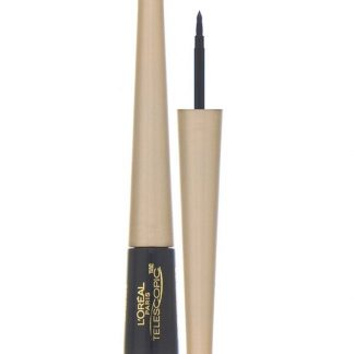L'Oreal, Telescopic Control Tip Liquid Eyeliner, 820 Charcoal, .08 fl oz (2.45 ml)