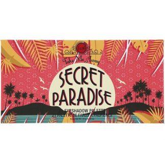 J.Cat Beauty, Take Me Away, Eye Shadow Pallete, ESP310 Secret Paradise, 0.88 oz (25 g)