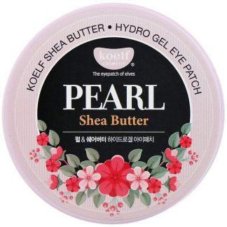 Koelf, Pearl Shea Butter, Hydro Gel Eye Patch, 60 Patches