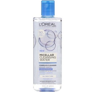 L'Oreal, Micellar Cleansing Water, All Skin Types, 13.5 fl oz (400 ml)