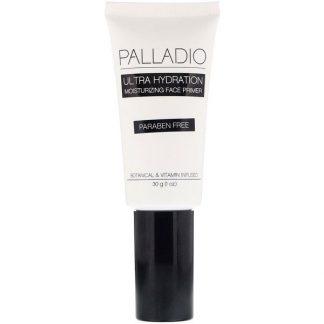 Palladio, Ultra Hydration, Moisturizing Face Primer, 1 oz (30 g)