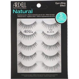 Ardell, Natural Lash, Eye-Lifting Effect, 5 Pairs