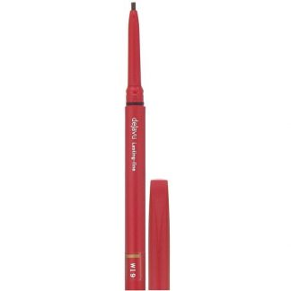 Imju, Dejavu, Lasting-Fine Retractable Eyeliner Pencil, Dark Brown, 0.005 oz (0.15 g)