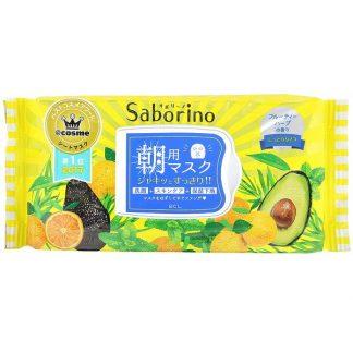 Saborino, Morning Face Mask, 32 Sheets, 304 ml