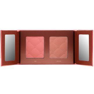 IBY Beauty, Cheek to Cheek Blush Palette, Peachy, 0.30 oz (8.4 g)