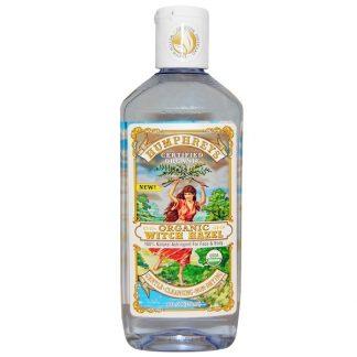 Humphrey's, Certified Organic Witch Hazel, 8 fl oz (237 ml)