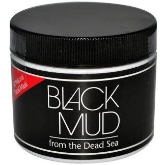 Sea Minerals, Black Mud, All Natural Facial Mask, 3 oz