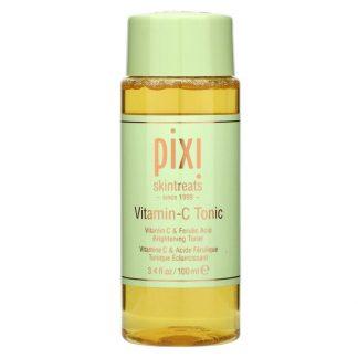 Pixi Beauty, Skintreats, Vitamin-C Tonic, Brightening Toner, 3.4 fl oz (100 ml)