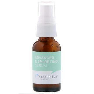 Cosmedica Skincare, Advanced 2.5% Retinol Serum, 1 oz (30 ml)