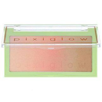 Pixi Beauty, Pixiglow Cake, 3-in-1 Luminous Transition Powder, Gilded Bare Glow, 0.85 oz (24 g)