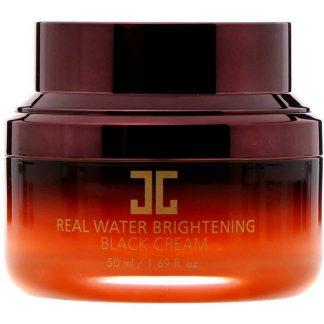 Jayjun Cosmetic, Real Water Brightening Black Cream, 1.69 fl oz (50 ml)