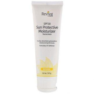 Reviva Labs, Sun Protective Moisturizer Sunscreen, SPF 30, 3.0 oz (87 g)