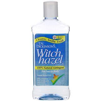 Dickinson Brands, Witch Hazel, For Face & Body, 16 fl oz (473 ml)