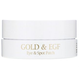 Petitfee, Gold & EGF, Eye & Spot Patch, 60 Eyes/30 Spot Patches