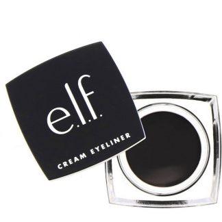 E.L.F., Cream Eyeliner, Black, 0.17 oz (4.7 g)