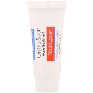 Neutrogena, On-the-Spot, Acne Treatment, 0.75 oz (21 g)