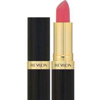 Revlon, Super Lustrous, Lipstick, 425 Softsilver Red, 0.15 oz (4.2 g)