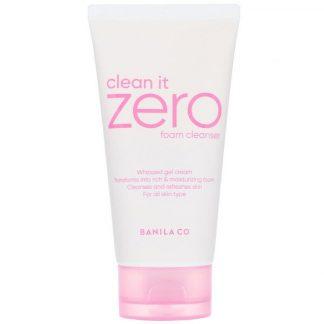 Banila Co., Clean It Zero, Foam Cleanser, 5.07 fl oz (150 ml)