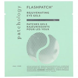 Patchology, FlashPatch Rejuvenating Eye Gels, 5 Pairs