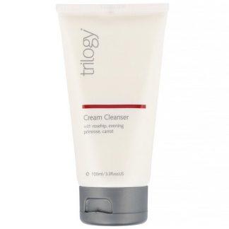 Trilogy, Cream Cleanser, 3.3 fl oz (100 ml)