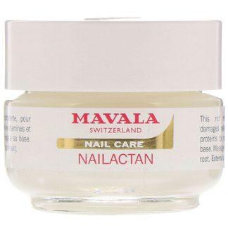 Mavala, Nailactan, Nutritive Nail Cream, 0.5 oz (15 ml)