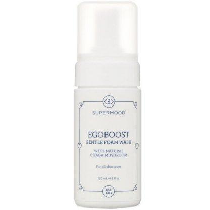 Supermood, Egoboost, Gentle Foam Wash, 4.1 fl oz (120 ml)