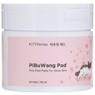 Leaders, #17VDerma PiBuWang Pad, 60 Pads