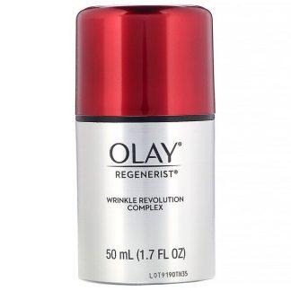 Olay, Regenerist, Wrinkle Revolution Complex, Advanced Anti-Aging Moisturizer, 1.7 fl oz (50 ml)