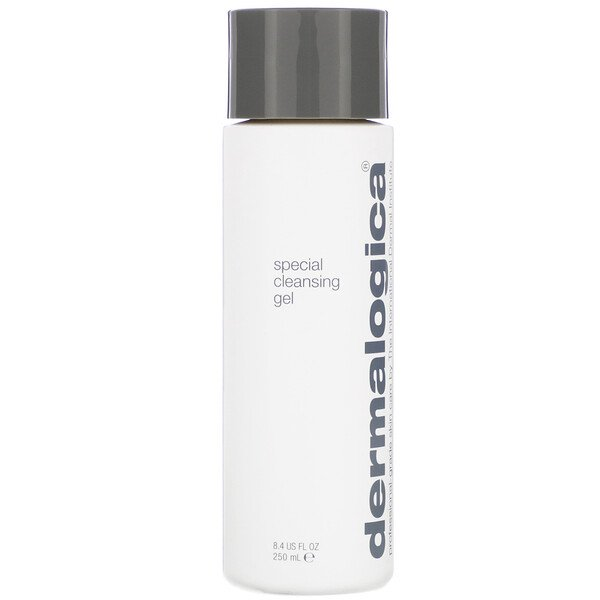 Dermalogica, Daily Skin Health, Special Cleansing Gel, Gentle Foaming Cleanser, 8.4 fl oz (250 ml)