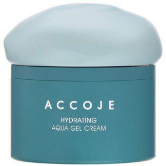 Accoje, Hydrating, Aqua Gel Cream, 50 ml