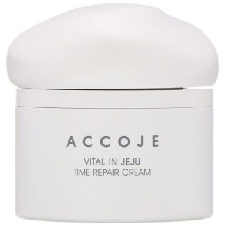 Accoje, Vital in Jeju, Time Repair Cream, 50 ml