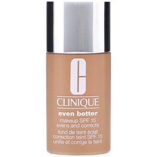 Clinique, Even Better Makeup, SPF 15, CN 74 Beige (M), 1 fl oz (30 ml)