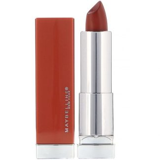Maybelline, Color Sensational, Made For All Lipstick, 370 Spice for Me, 0.15 oz (4.2 g)