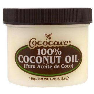 Cococare, 100% Coconut Oil, 4 oz (110 g)