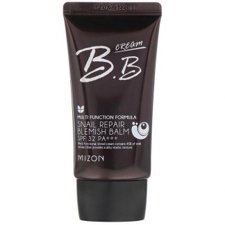 Mizon, BB Cream, Snail Repair Blemish Balm, SPF 32 PA+++, Rose Beige, 1.69 fl oz (50 ml)